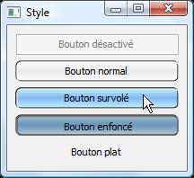 Tutoriel : Le GUI avec Qt, la suite