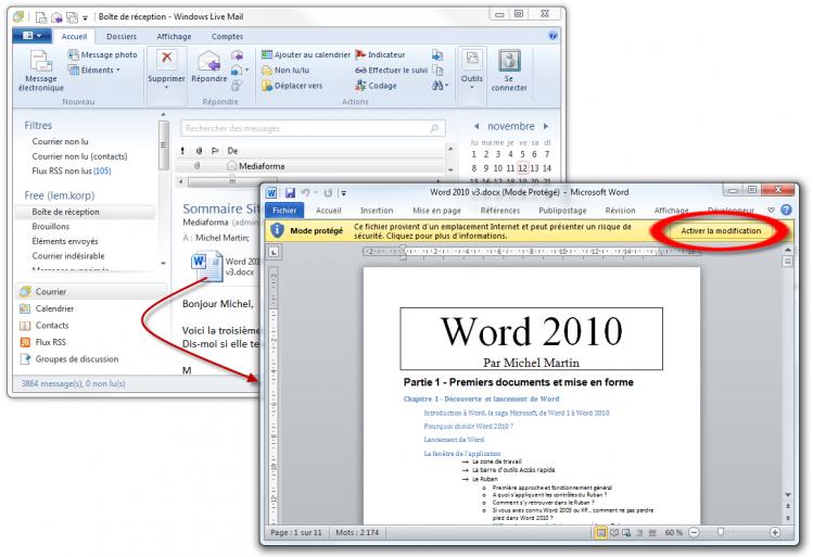 tutoriel   r u00e9digez facilement des documents avec word