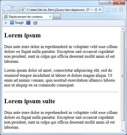 Tutoriel Simplifiez Vos Developpements Javascript Avec Jquery