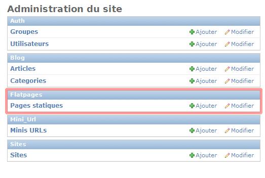 Tutoriel : Développez votre site web avec le framework Django
